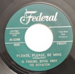 "45R ✦ EL PAULING ✦ ""Please, Please Be Mine"" Driving R&B Stroller Floorfiller ♫"